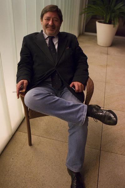 El exdirector General de Trabajo de la junta de Andalucía, Francisco Javier Guerrero, implicado en el caso de los ERE.