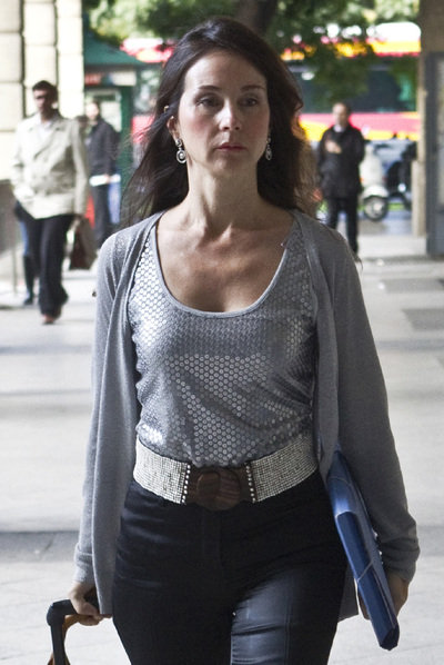 La juez Mercedes Alaya, que investiga el caso de los ERE, el pasado 17 de noviembre.