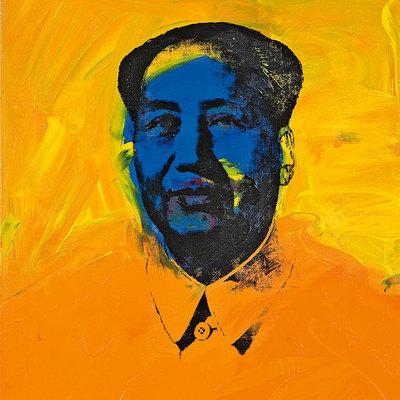 'Mao' (1973), de Andy Warhol.