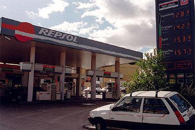 Estación de Repsol