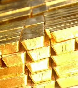 La demanda de oro agota las existencias