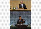 Francia propone impuestos especiales destinados a la cooperación internacional