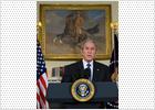 Bush anuncia que ayudará al sector del motor para evitar su colapso