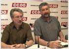 Toxo desplaza a Fidalgo del liderazgo de Comisiones Obreras por un estrecho margen