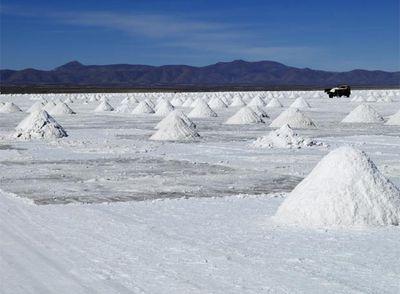 El salar de Uyuni, campo de litio de interés para el desarrollo del automóvil ecológico