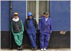 Los prejubilados de Naval en Gijón abandonan su encierro 21 días después