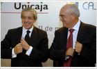 Unicaja y Caja de Jaén firman su fusión