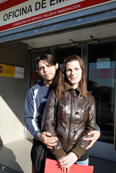 FOTOGALERIA: Vanesa Santamaría y Raúl Monreal, de 30 años