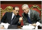 Primer sí al plan de ajuste de Berlusconi