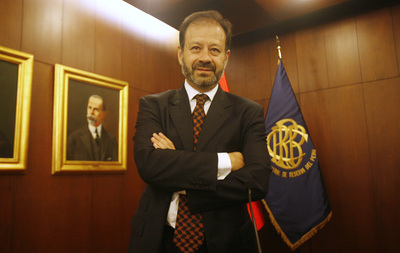 El economista jefe del Banco Mundial para América Latina, el ecuatoriano Augusto de la Torre, hoy en Washington