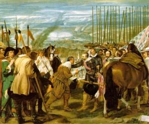 'La rendición de Breda', de Velázquez