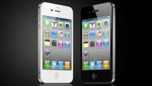 El teléfono iPhone de la firma Apple