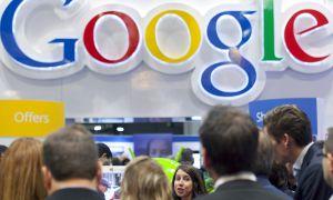 Asistentes a una conferencia sobre Google en Nueva York