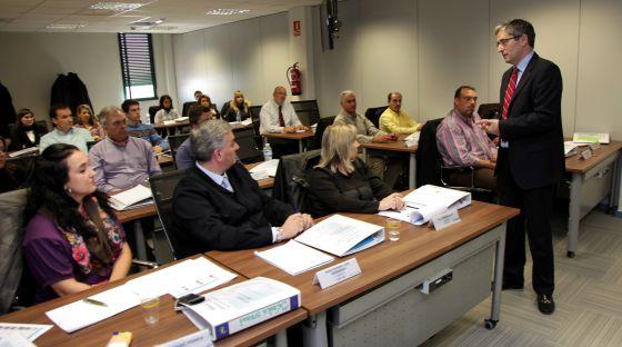 Curso para trabajadores en el Instituto Eulen de Formaciónrn