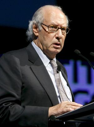Miguel Boyer, en Zaragoza en 2009.