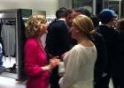 Zara aprovecha la fiesta de inauguración para vender ropa