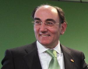 Ignacio Sánchez-Galán.