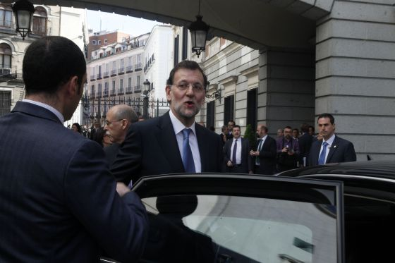 Mariano Rajoy April 12