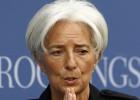 Lagarde hace un llamamiento para reforzar los recursos del FMI