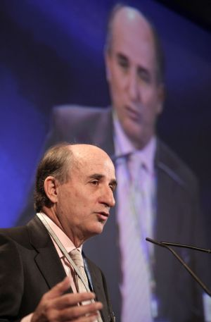 El presidente de Repsol YPF, Antonio Brufau