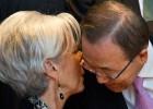 El FMI logra los 430.000 millones de dólares para su cortafuegos