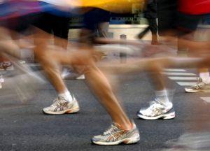 Corredores en la última edición de la Media Maratón de Madrid.