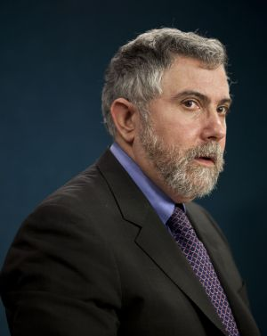 Paul Krugman, premio Nobel de Economía 2008