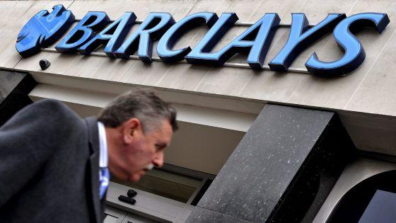 Una sucursal del Barclays Bank en Londres.