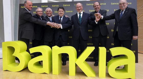 La valoración del grupo de Bankia muestra un agujero de 13.635 millones