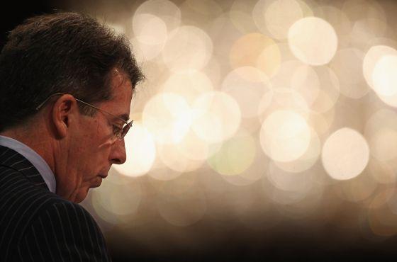 El consejero delegado de Barclays, Robert Diamond, quien ha dimitido tras las presiones por el escándalo de los tipos de interés.