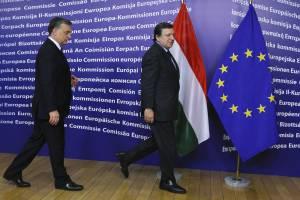 Bruselas cierra el expediente contra Hungria independencia Banco Central