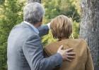 Merkel avala la estrategia del BCE frente a la crisis de deuda europea