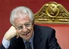 Monti niega que esté estudiando una rebaja sobre el IRPF