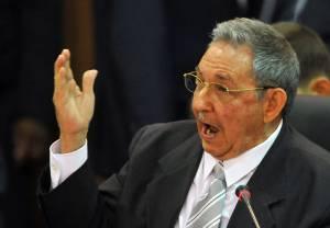 En la imagen, el presidente de Cuba, Raúl Castro. EFEArchivo