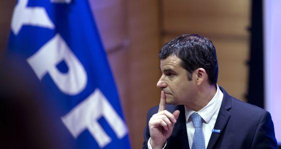 Miguel Galuccio, consejero delegado de YPF