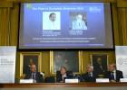 El Nobel de Economía premia a dos expertos en oferta y demanda