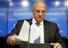 Banco Sabadell gana un 56,3% menos entre enero y septiembre