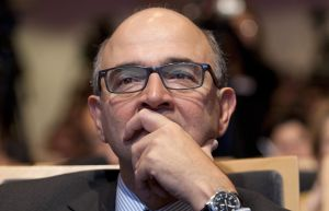 El ministro de Economía de Francia.