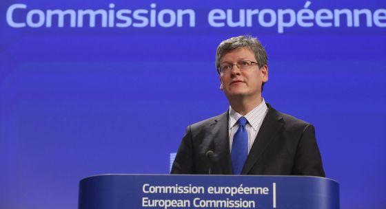 El comisario europeo de Trabajo, Lászlò Andor.