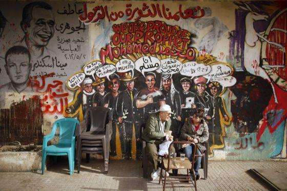 Egipto: transición  política  y transacción económica. 1356103497_485543_1356104991_noticia_normal