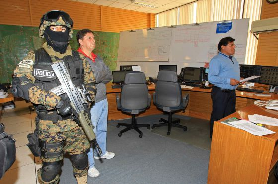 Bolivia promete una indemnizaci n justa para iberdrola por for Oficinas de iberdrola en madrid