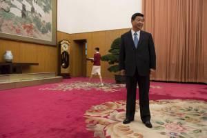El nuevo líder del Partido Comunista (PCCh) y del Ejército de China, Xi Jinping. EFEArchivo