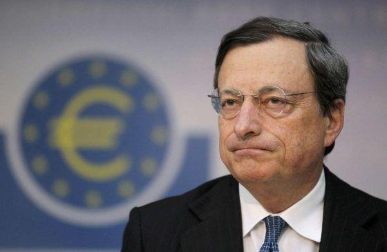El presidente del BCE, Mario Draghi, en una foto de archivo.