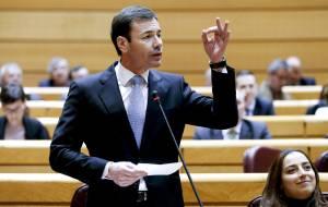 El senador socialista y líder del PSOE en Madrid, Tomás Gómez. EFEArchivo