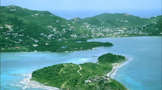 Las Islas Vírgenes esconden miles de cuentas millonarias.