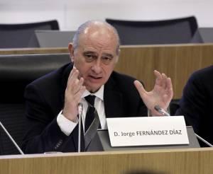 El ministro del Interior, Jorge Fernández Díaz. EFEArchivo