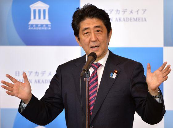 Shinzo Abe ha anunciado que dará a conocer en breve la segunda parte de su plan de reactivación.