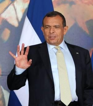 En la imagen, el presidente de Honduras, Porfirio Lobo. EFEArchivo