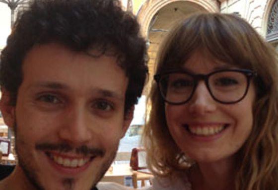 Daniele Bitetti and Sylvia Melchiorre están buscando trabajo.