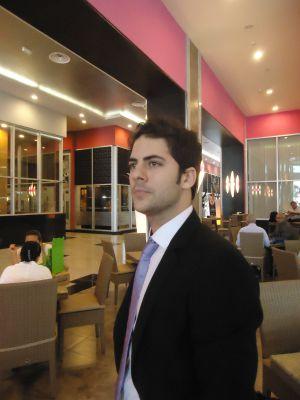 El español Ehrior Sanabria es un artista y comunicador audiovisual que encontró una opción de crecimiento profesional en Panamá.